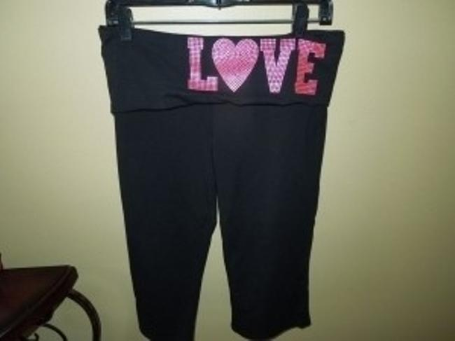 Victoria's Secret Bling Yoga Capri