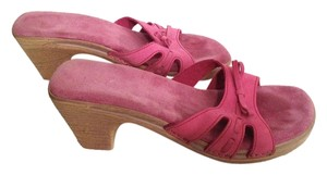 White Mountain Summer pink Sandals