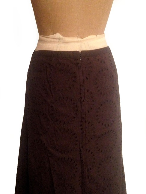 J.Crew Maxi Skirt Brown
