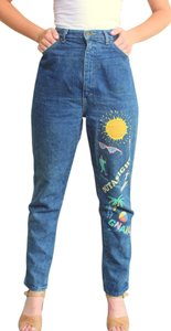 Modern Vintage Relaxed Fit Jeans-Medium Wash