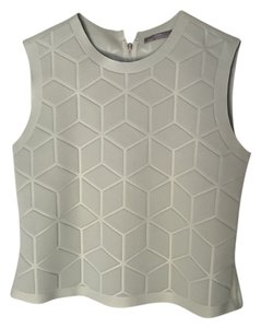 Zara Zaracollection Vest Top Mint