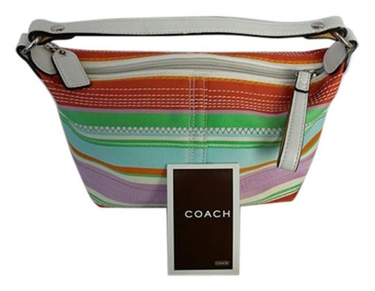 Preload https://img-static.tradesy.com/item/377857/coach-hampton-pouchette-multicolor-satchel-0-1-540-540.jpg