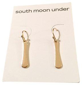 South Moon Under South Moon Under gold tone drop