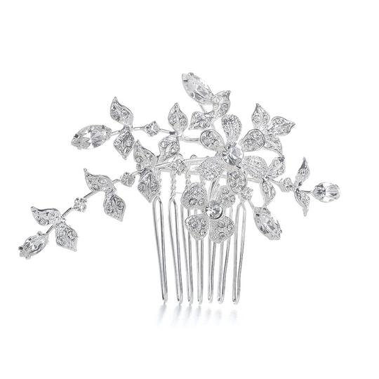 Preload https://item3.tradesy.com/images/mariell-silver-or-combbrooch-with-crystal-garden-1073h-s-tiara-3778897-0-0.jpg?width=440&height=440