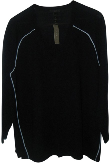 Preload https://item5.tradesy.com/images/jcrew-navy-merino-tipped-sweaterpullover-size-16-xl-plus-0x-3779314-0-0.jpg?width=400&height=650
