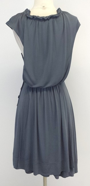 Marc by Marc Jacobs short dress Slate blue Draped on Tradesy
