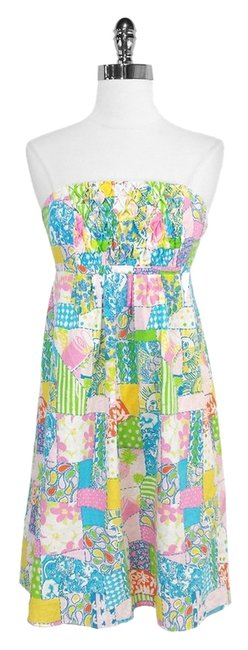 Preload https://item5.tradesy.com/images/lilly-pulitzer-multi-color-print-strapless-mini-short-casual-dress-size-0-xs-3779629-0-0.jpg?width=400&height=650