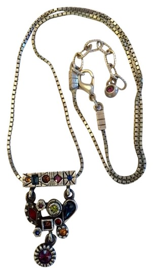 Patricia Locke Patricia Locke multi-colored necklace
