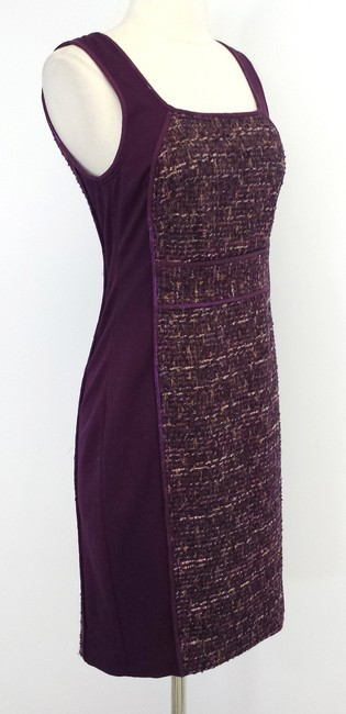Rachel Roy Tweed Sleeveless Dress