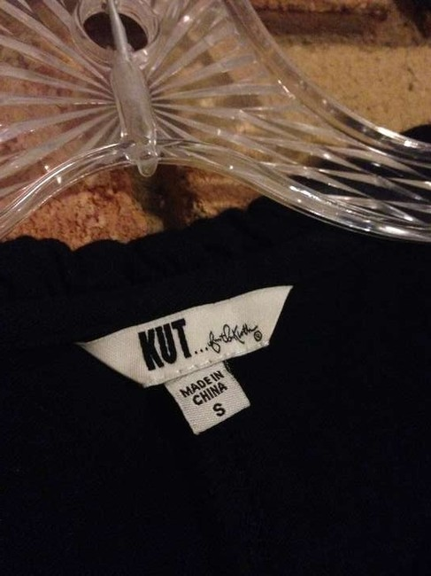KUT from the Kloth Black Blazer