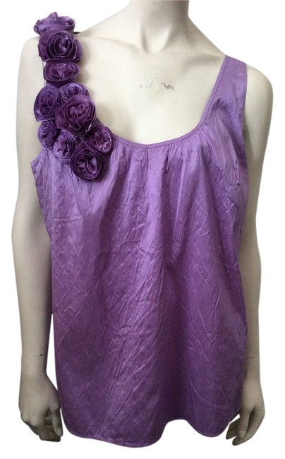 Preload https://item4.tradesy.com/images/calypso-st-barth-purple-silk-flower-tank-topcami-size-0-xs-3780043-0-0.jpg?width=400&height=650