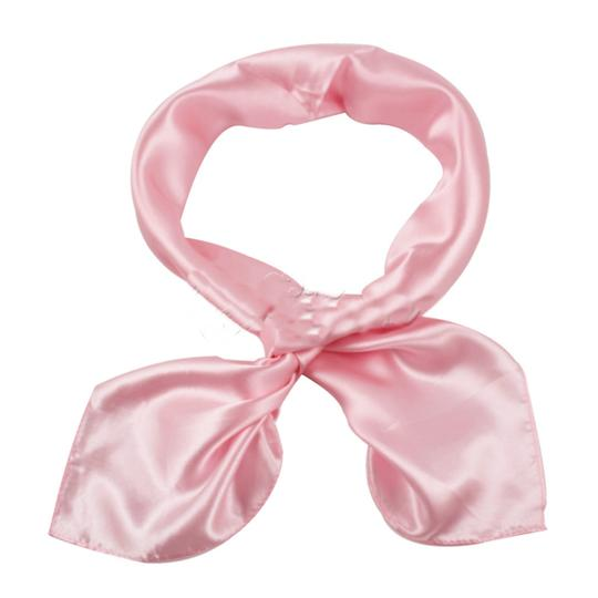 Other Pink Silk Feel Over Sized Scarf Free Shipping