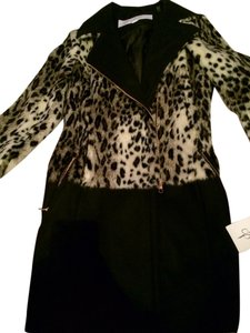 Jessica Simpson Faux Fur Coat
