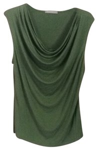 Olivia Moon T Shirt Pretty Olive Green