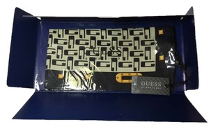 Guess By Marciano Guess by Marciano 100% Silk Logo Print Square Scarf ( 20