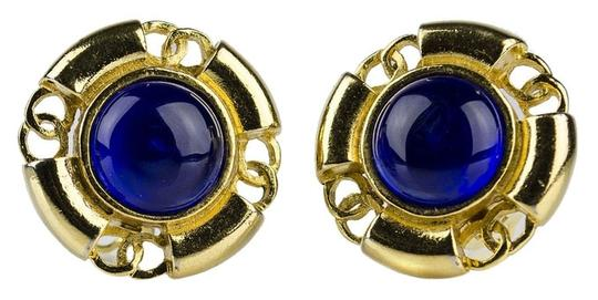 Preload https://item5.tradesy.com/images/chanel-chanel-vintage-blue-cc-clip-on-earrings-3781669-0-0.jpg?width=440&height=440