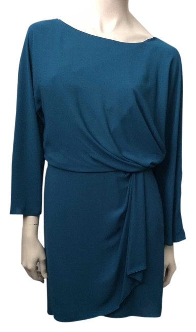 Preload https://img-static.tradesy.com/item/3781678/elizabeth-and-james-blue-long-sleeve-mid-length-workoffice-dress-size-6-s-0-0-650-650.jpg