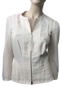Narciso Rodriguez White Jacket
