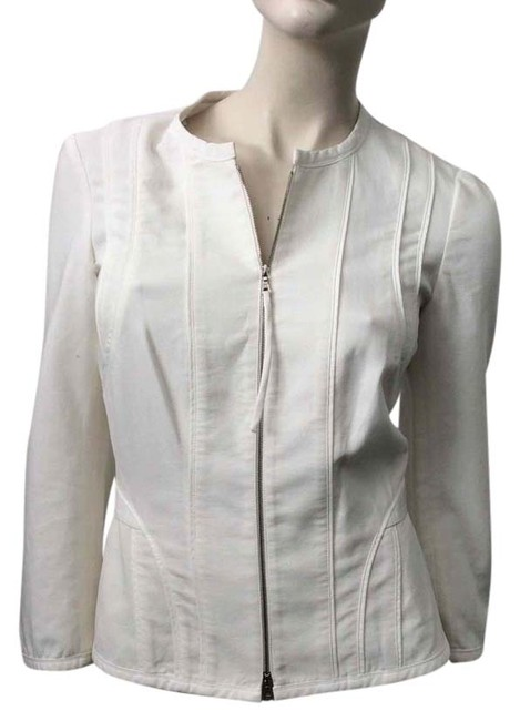 Preload https://item5.tradesy.com/images/narciso-rodriguez-white-cotton-spring-jacket-size-4-s-3782419-0-0.jpg?width=400&height=650