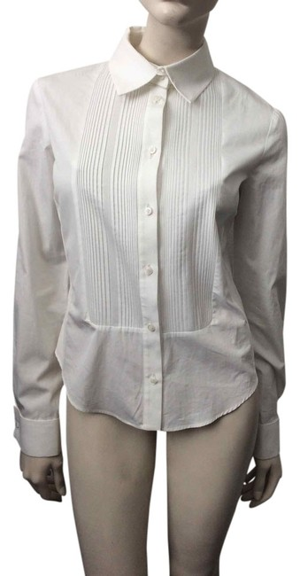 Antonio Berardi Button Down Shirt White