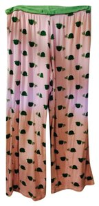 Lounge Pajama Pants With Turtles