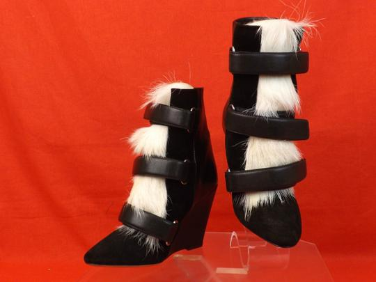 Isabel Marant Black/White Boots