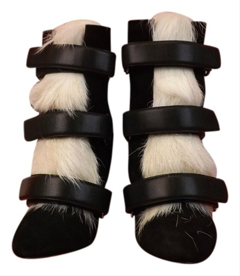 Preload https://img-static.tradesy.com/item/3782815/isabel-marant-black-pierce-leather-suede-fur-velcros-ankle-55-bootsbooties-size-eu-36-approx-us-6-re-0-0-540-540.jpg