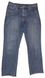 Chico's Relaxed Fit Jeans-Medium Wash