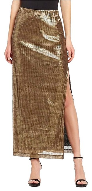 Michael Stars Skirt Antique gold