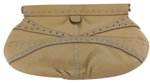 Cole Haan Tan Clutch