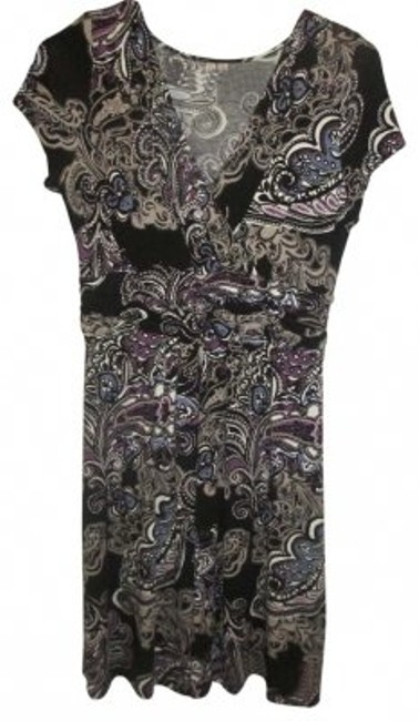 1 Madison short dress paisley on Tradesy