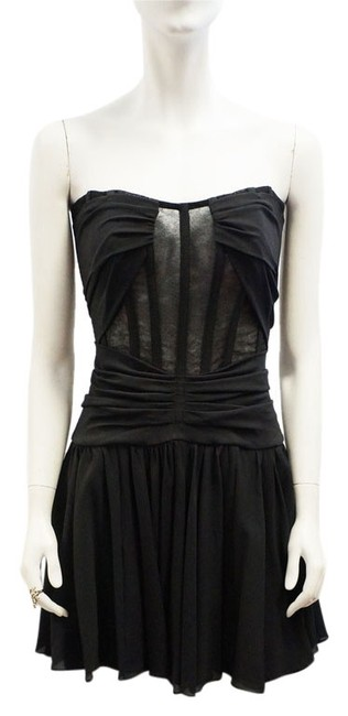 Preload https://img-static.tradesy.com/item/3783826/dolce-and-gabbana-black-new-mini-40-silk-corset-strapless-short-cocktail-dress-size-4-s-0-0-650-650.jpg