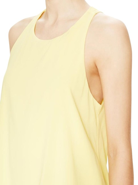 Preload https://item2.tradesy.com/images/alice-olivia-yellow-vicky-back-twist-with-keyhole-orig-tank-topcami-size-4-s-3783901-0-2.jpg?width=400&height=650