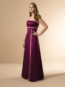 Alfred Angelo Berry / Sugar Plum Style 6553 Dress