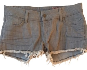 Siwy Cut Off Shorts Gray