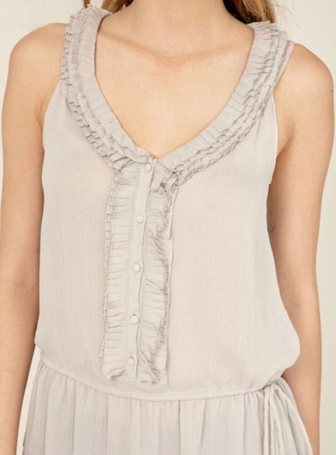 Robbi & Nikki by Robert Rodriguez Chiffon Blouse Date Out Tunic