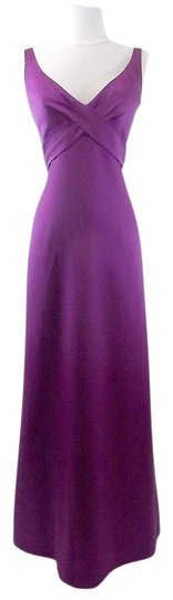 Alfred Angelo Violet Style 7069 Dress