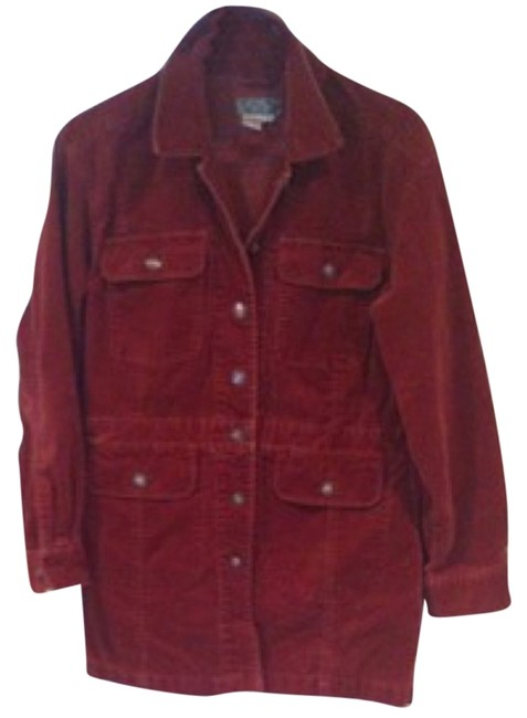 The Territory Ahead Coat Barn Utility Small Rust Jacket
