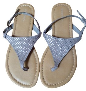 Xhilaration Grey Sandals
