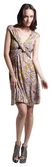 T-Bags Los Angeles short dress batik print Print Night Out Date Night on Tradesy
