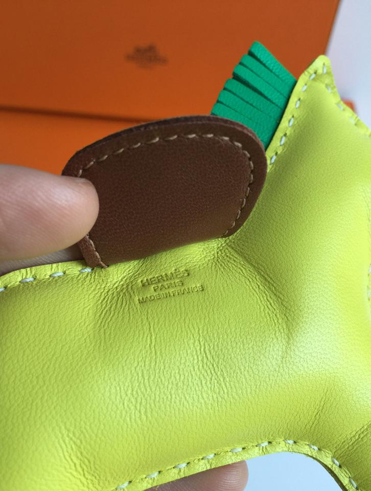 0e6145c192c7 Hermès Yellow Lime and Menthe Green Birkin Picotin Constance Lindy ...