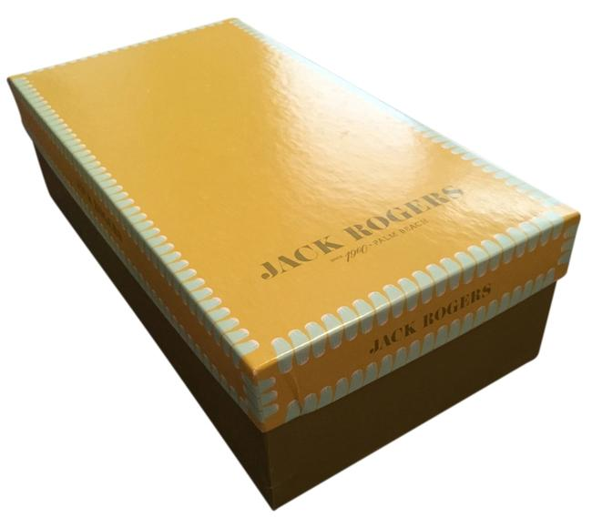 Item - Yellow & Green Box Shoe (Empty Box) - Great For Storage Gifting