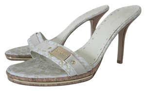 BCBGeneration Light Green Sandals