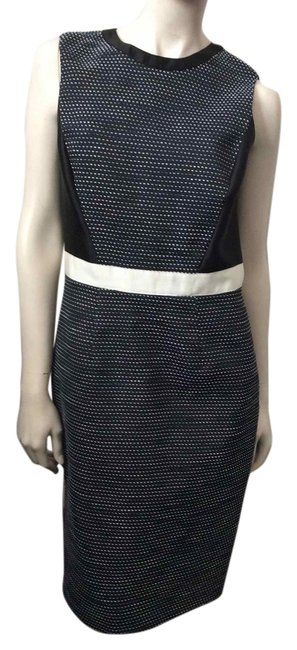 Preload https://img-static.tradesy.com/item/3785032/prabal-gurung-navy-black-silver-above-knee-workoffice-dress-size-8-m-0-0-650-650.jpg