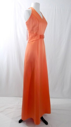Alfred Angelo Satin Style 6541 Formal Bridesmaid/Mob Dress Size 14 (L)