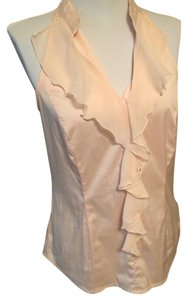 Express Sleevless Halter Top Pale Pink
