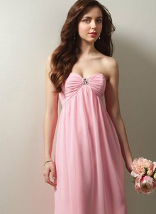 Alfred Angelo Tea Rose Style 7066 Dress