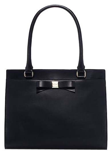 Kate Spade Sale Discount Tote Outlet Satchel in Black
