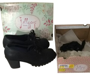 Jellypop Black Boots
