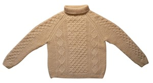 Hand Knit 100% Wool Sweater